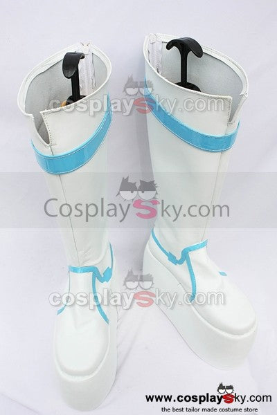The Legend of Sun Knight Sun Knight Grisia Cosplay Stiefel Schuhe