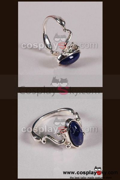 The Vampire Diaries Elena's Tageslicht Ring Replik Silber