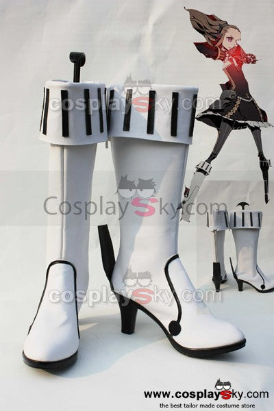TheMonitor -Unlight Redgrave cosplay Schuhe Stiefel