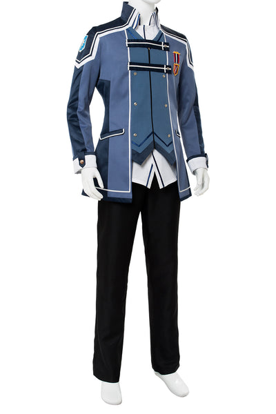 TRAILS OF COLD STEEL Kurt Vander Uniform Cosplay Kostüm