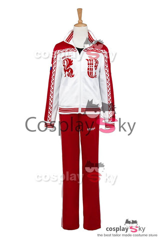 Yuri on Ice Viktor Nikiforov Uniform Cosplay Kostüm ohne T-shirt