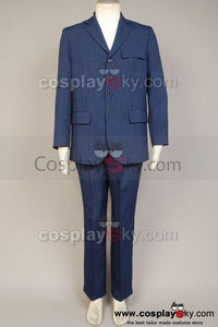 Who Will be Doctor Dr Blue Suit Blazer Hosen Kostüm