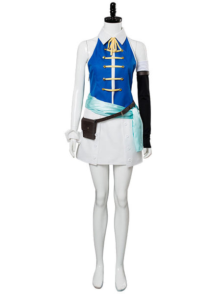 Fairy Tail 3 Lucy Heartfilia Cosplay Kostüm NEU
