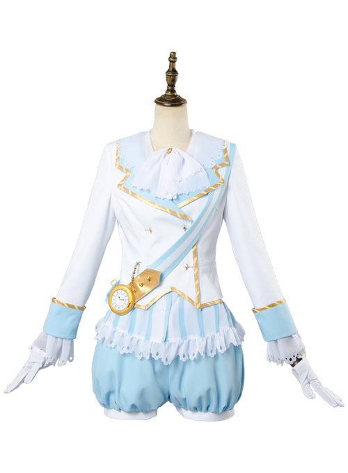 Love Live ! You Watanabe Aqours Wonderland Ver. UR 1284 Cosplay Kostüm