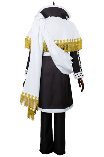 Zeref Dragneel Fairy Tail Staffel 5 Zeref Dragneel Emperor Cosplay Kostüm NEU Version