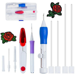 Embroidery Pen Punch Needles(1 SET)