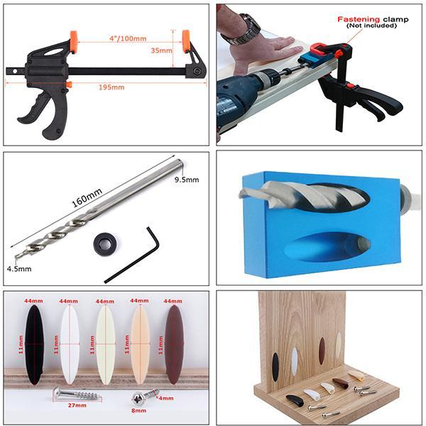Pocket Hole Jig Kit