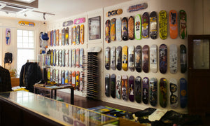 Wearedropouts Brisbanes most OG skate shop