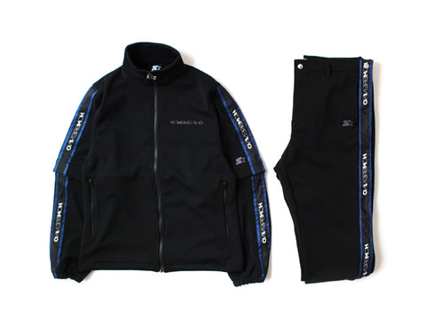 Hombre Nino xStarter Black Label Warm Up set