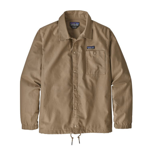 Patagonia All-Wear Hemp Coaches Jacket Khaki
