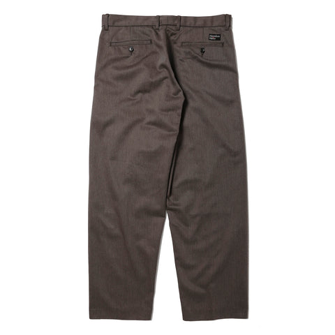 Hombre Nino Front Pleat Cotton Pant