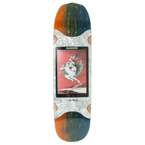 Madness Skateboards Alla R7 Slick Shaped Deck | 8.5
