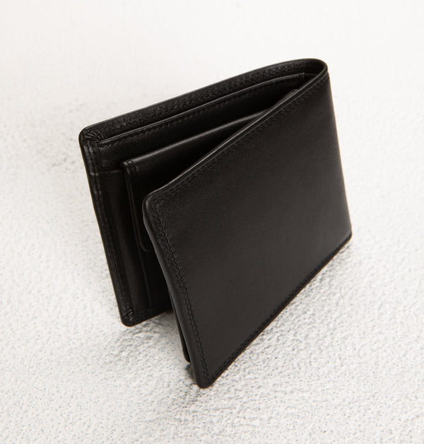 Bi Fold Classic Wallet for Men