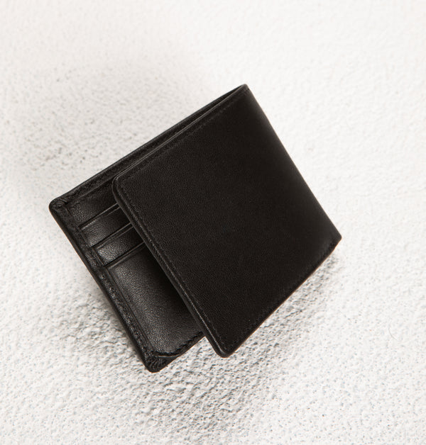 Bi Fold Small Wallet for Men