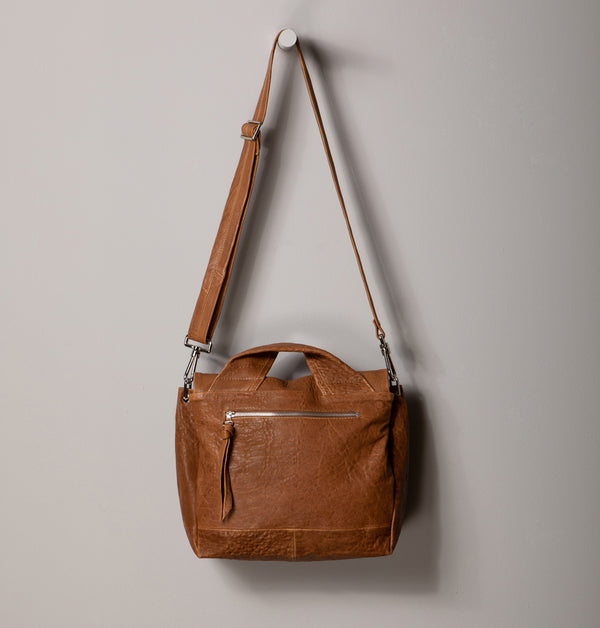JuneLargeMessengerBag_Brown