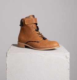 Seattle Velcro Ankle Boots (4417177223204)