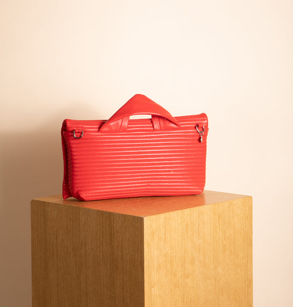 RicoLargeClutch_Red
