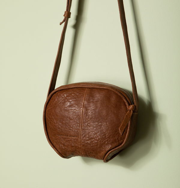 FloriSmallCircleBag_Brown