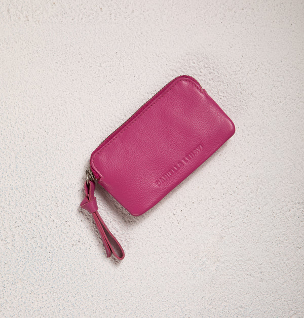 Zipper card holder (4628139442212)