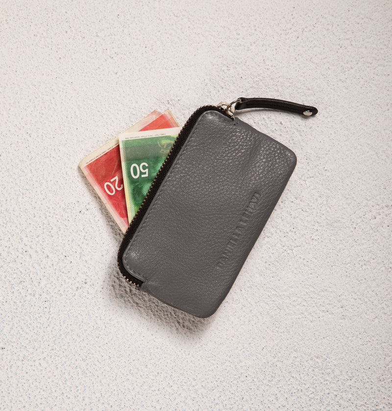 Zipper card holder (4397620264996)