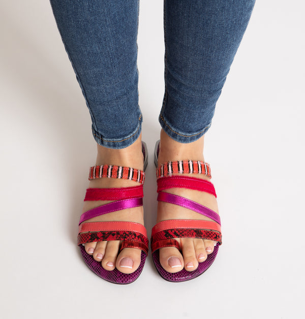 Aniss Strappy Sandals