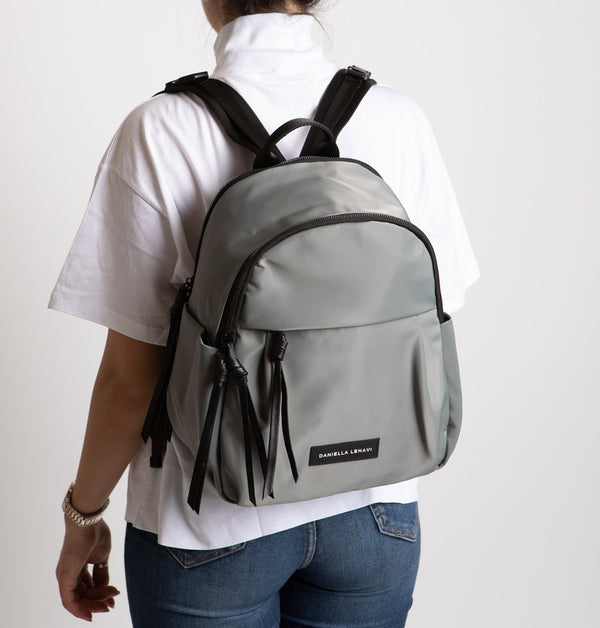 Nylon Backpack Bag (4377224151076)