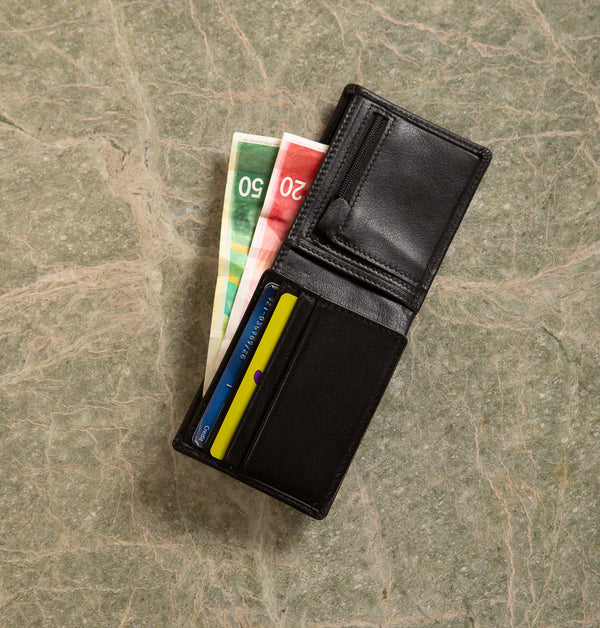 Bi Fold Small Wallet for Men (4470702243876)