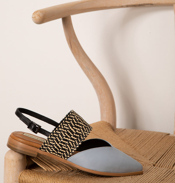 Toulouse Mary Slingback