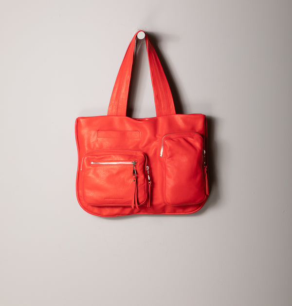 LouiseTote_Red