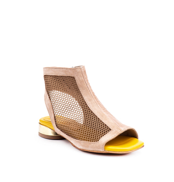 Ennis Open Toe Mesh Sandals