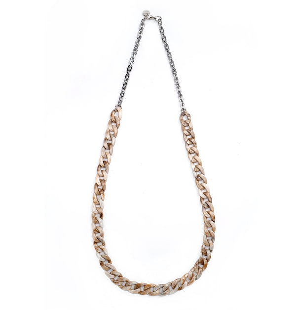 Small Links Necklace (4417622442020)