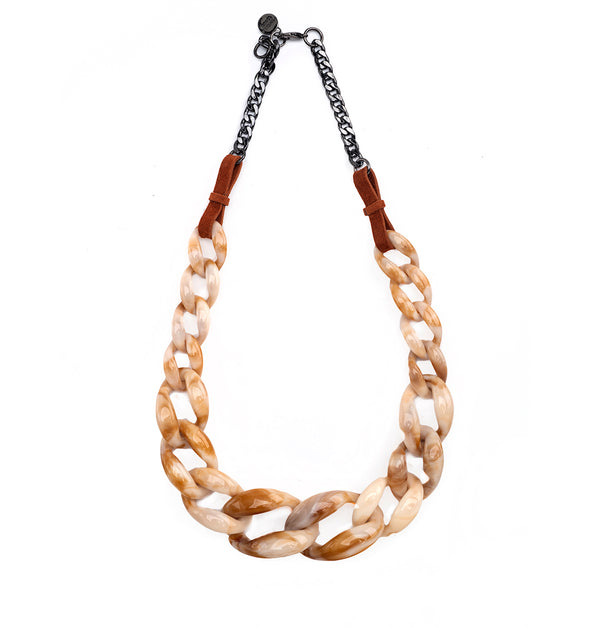Large Links Necklace (4418400976932)