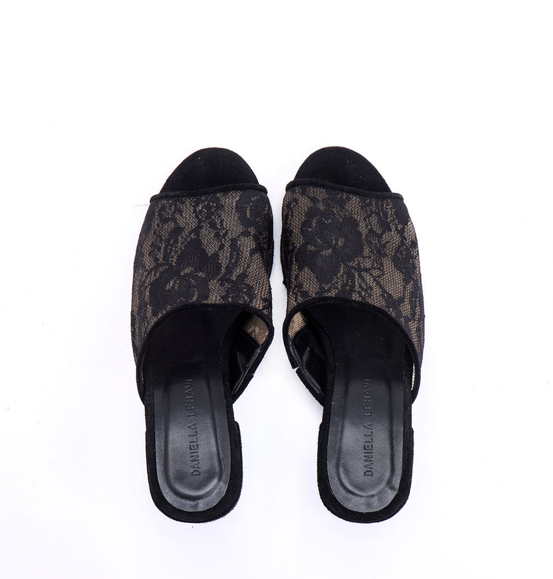 Pewter Lace Slides (4412253175844)