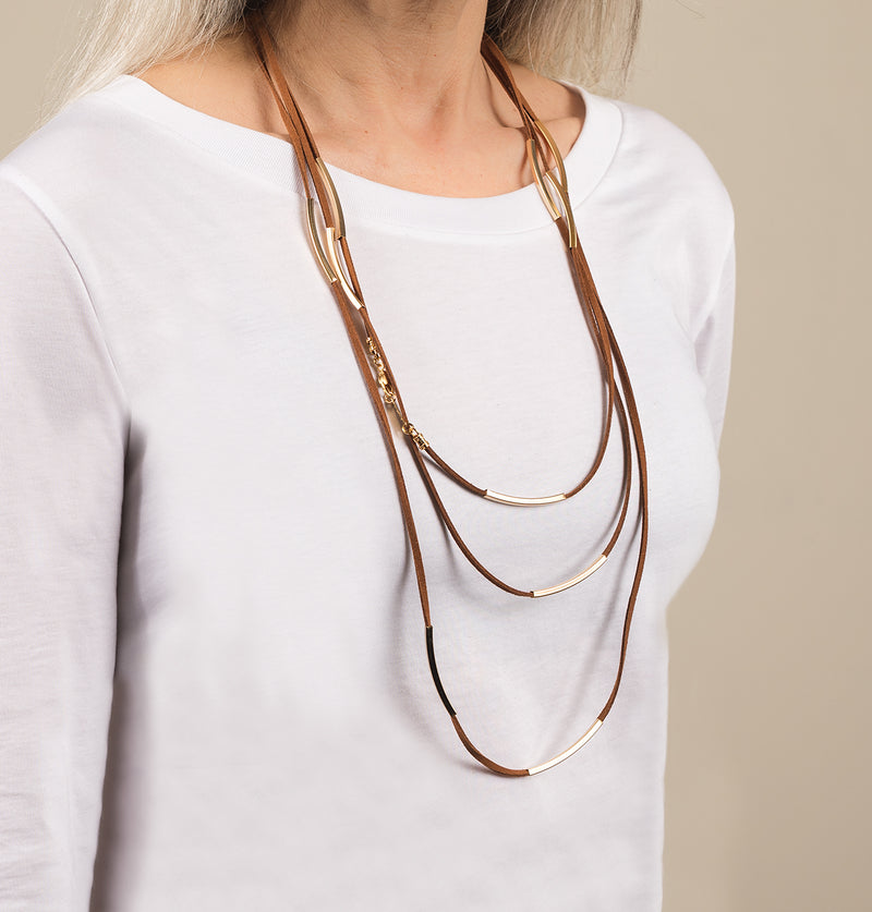LongWrapNecklace_Brown