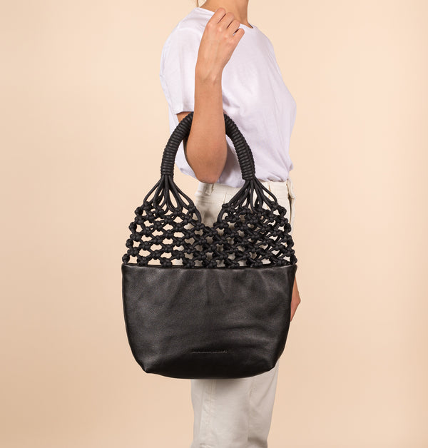 CrochetToteBag_Black