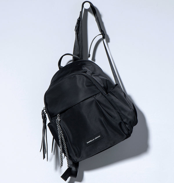 Nylon Backpack Bag (4377224118308)