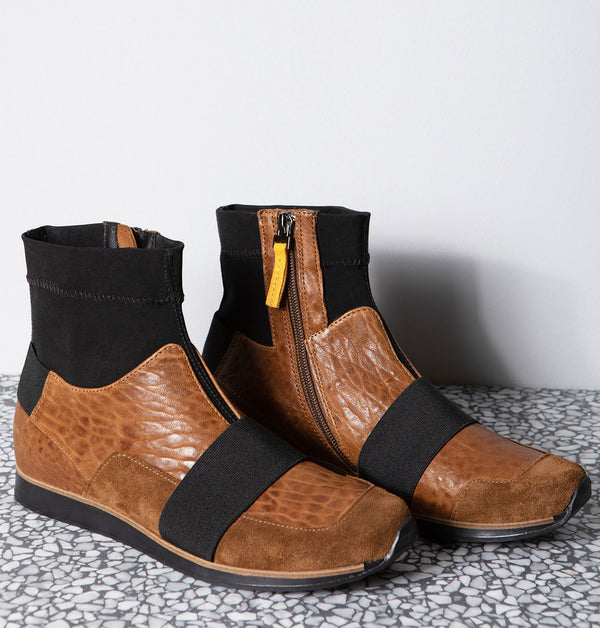Rio Strech Ankle Boots