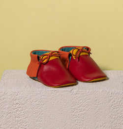 Baby Leather Shoes