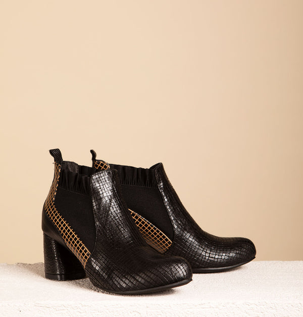 Genova Ankle Boots (4406565863460)