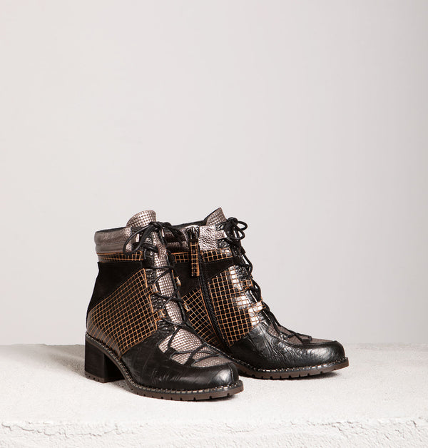 Marybelle Combat Boots
