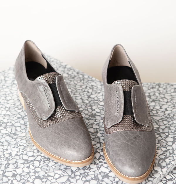 Valentina Derby Shoes