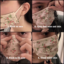 Cloth Masks with Adjustable Fit (Large/X-Large)