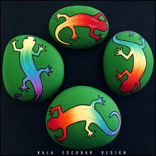 Rainbow Salamander Rocks