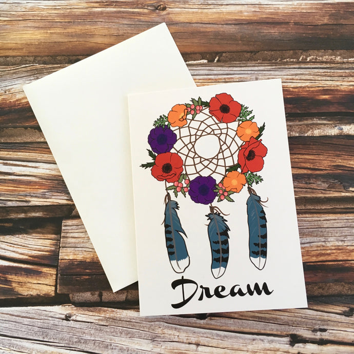 DREAM Notecards (4