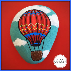 Hot Air Balloon Rocks