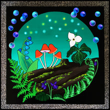"Forest Magic Painting (12"")"