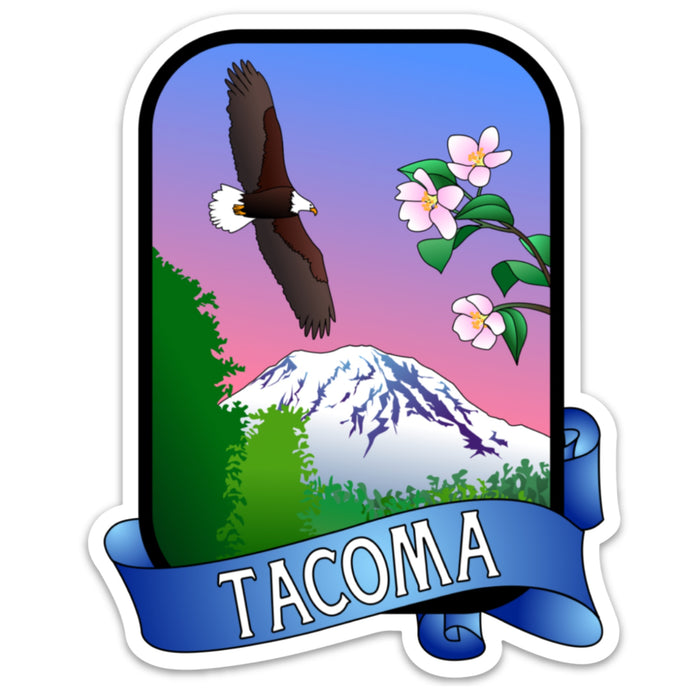 Tacoma Sticker (5