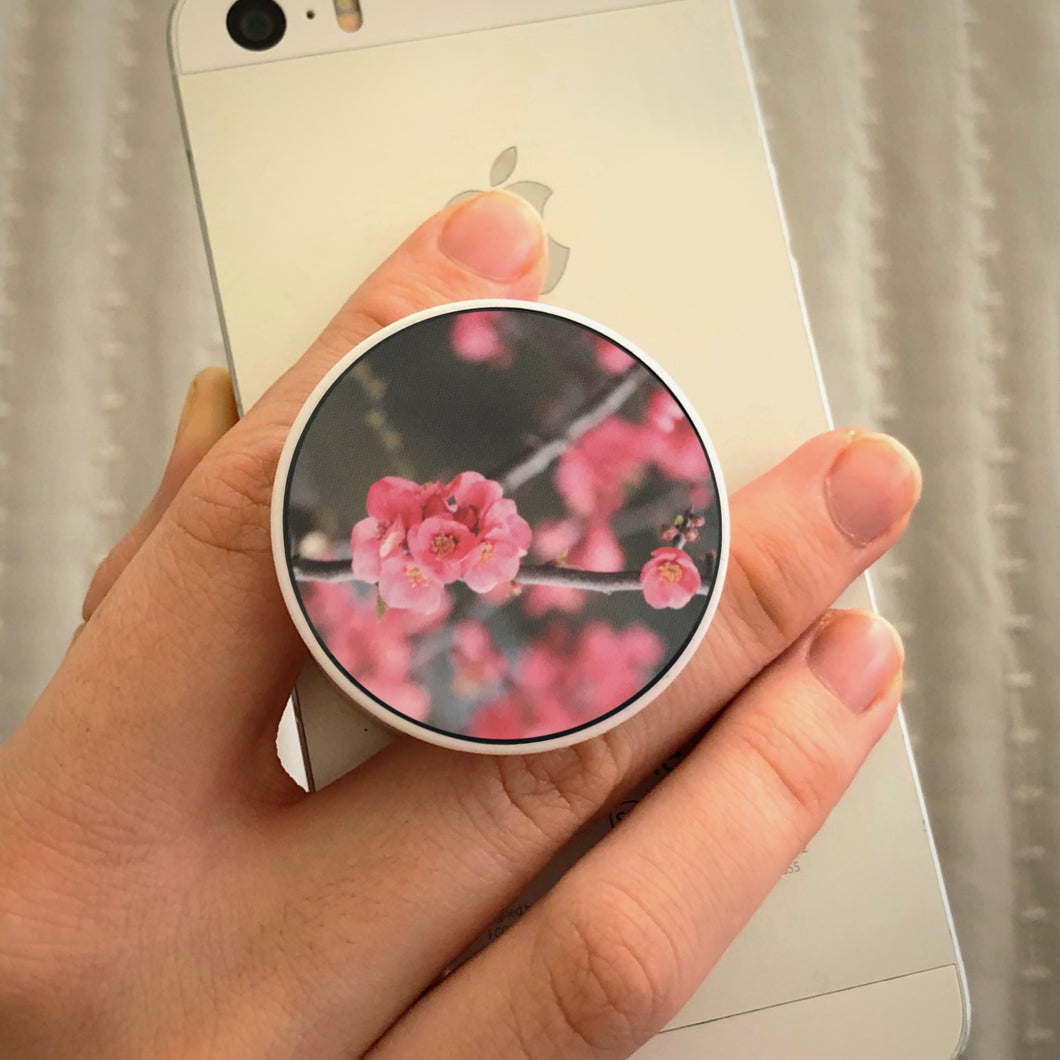 Plum Blossoms Phone Grip