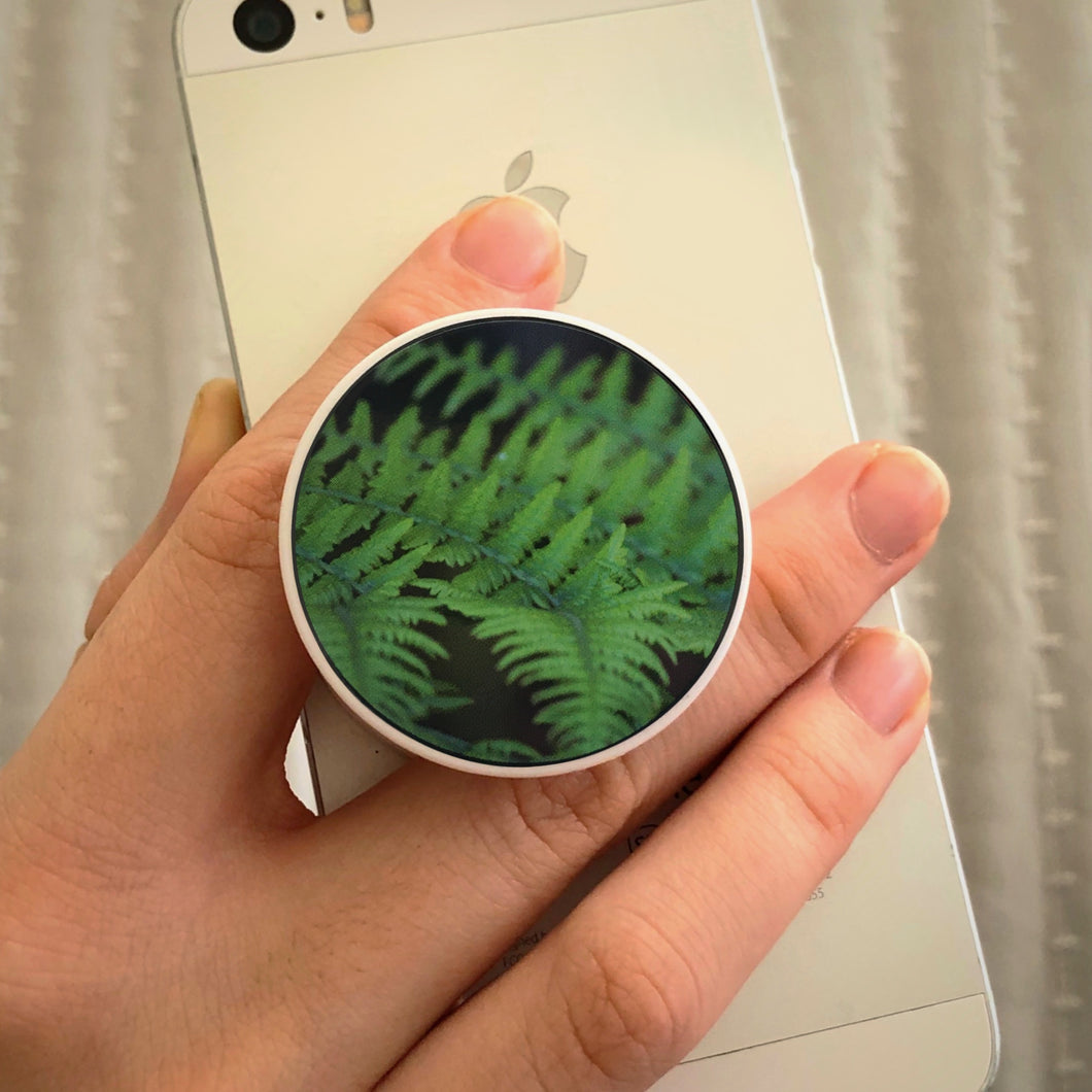 Fern Phone Grip