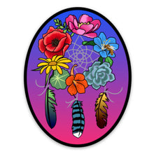 "Floral Dreams Magnet (2.3"" x 3"")"